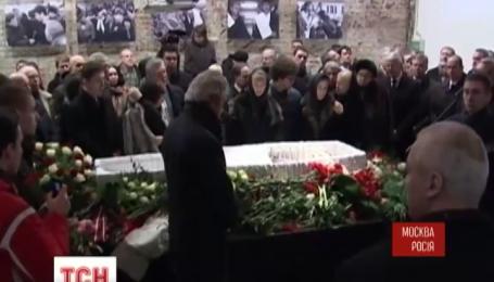 У Москві поховали Бориса Нємцова