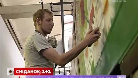 Київський метрополітен подарує українкам цілий вагон квітів