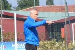 Румунський футбольний клуб звільнив українського тренера