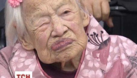 Найстаріша жінка на Землі відзначила свій 117-й день народження