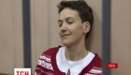 Росія визнала законним недопуск Савченко на сесію ПАРЄ
