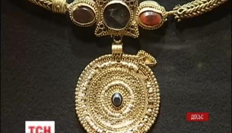 Судьбу скифского золота до первого апреля решит суд Амстердама