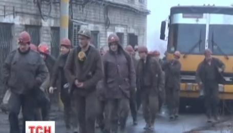 Сьогодні день жалоби за загиблими вчора гірниками на шахті імені Засядька
