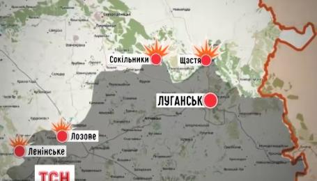 Боевики нарушали режим прекращения огня 40 раз