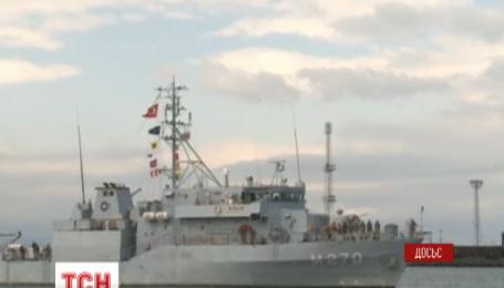 У Чорному морі починають навчання кораблі НАТО