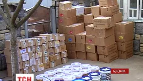 Буковинці приготували для бійців АТО тонну голубців та котлет