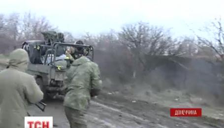 Боевики прекращают обстрелы Широкино только когда рядом представители ОБСЕ