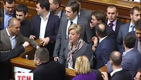 Председатель Нацбанка Валерия Гонтарева уходить в отставку не собирается