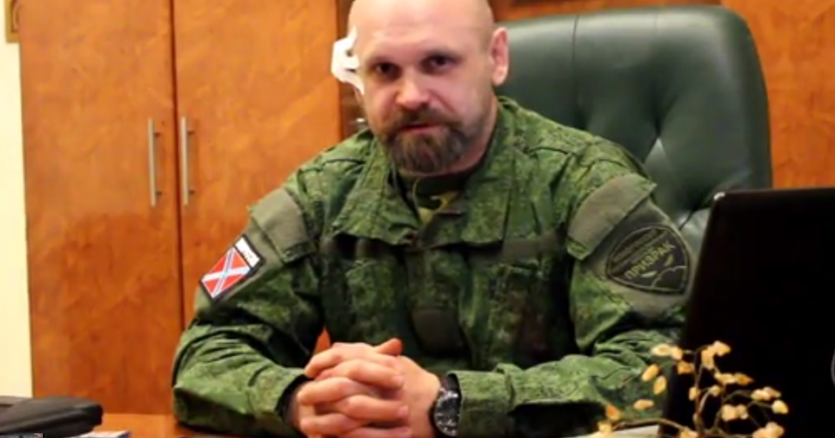 Під Луганськом було скоєно замах на життя  Мозгового. @ yvr.ca