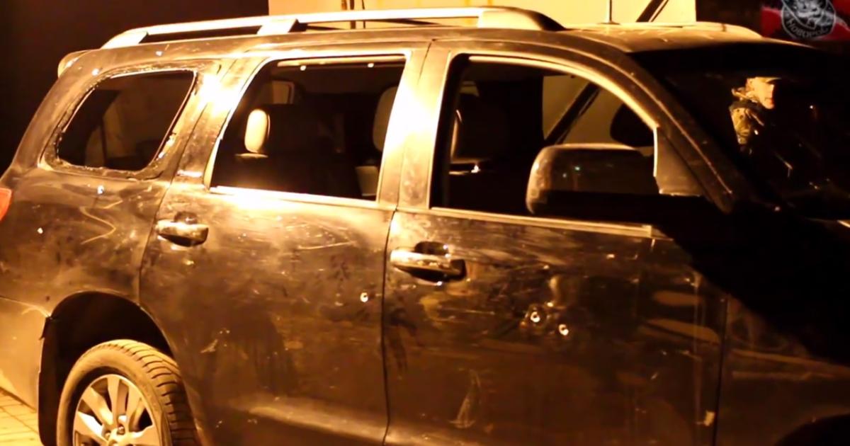 Під Луганськом було скоєно замах на життя  Мозгового. @ instagram.com/victoriadaineko