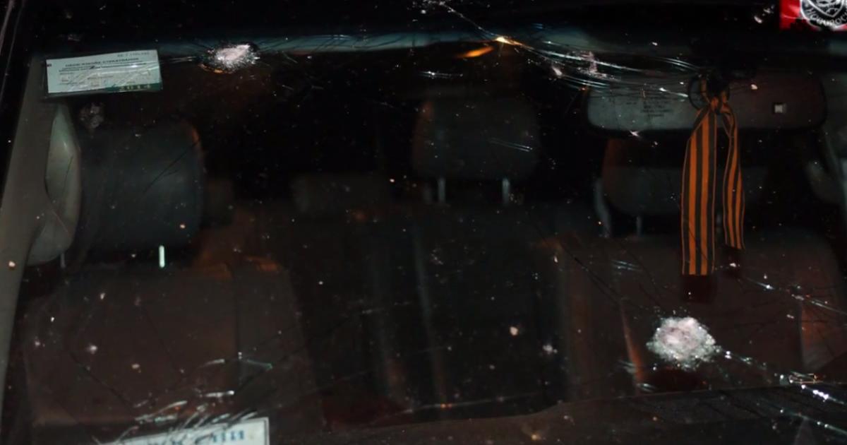 Під Луганськом було скоєно замах на життя  Мозгового. @ evolution-freya.ru