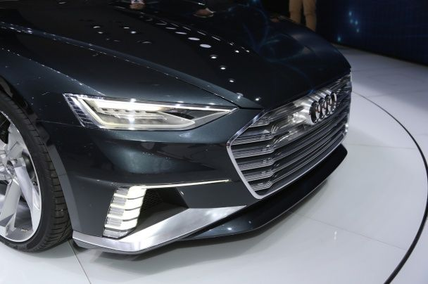 Женева 2015: Audi Prologue Avant