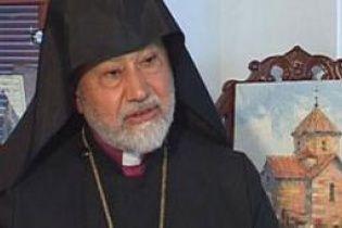 У Харкові помер глава Української єпархії Вірменської Апостольської Церкви
