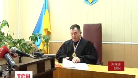 В Виннице сегодня будут избирать меру пресечения для Оксаны Царевич