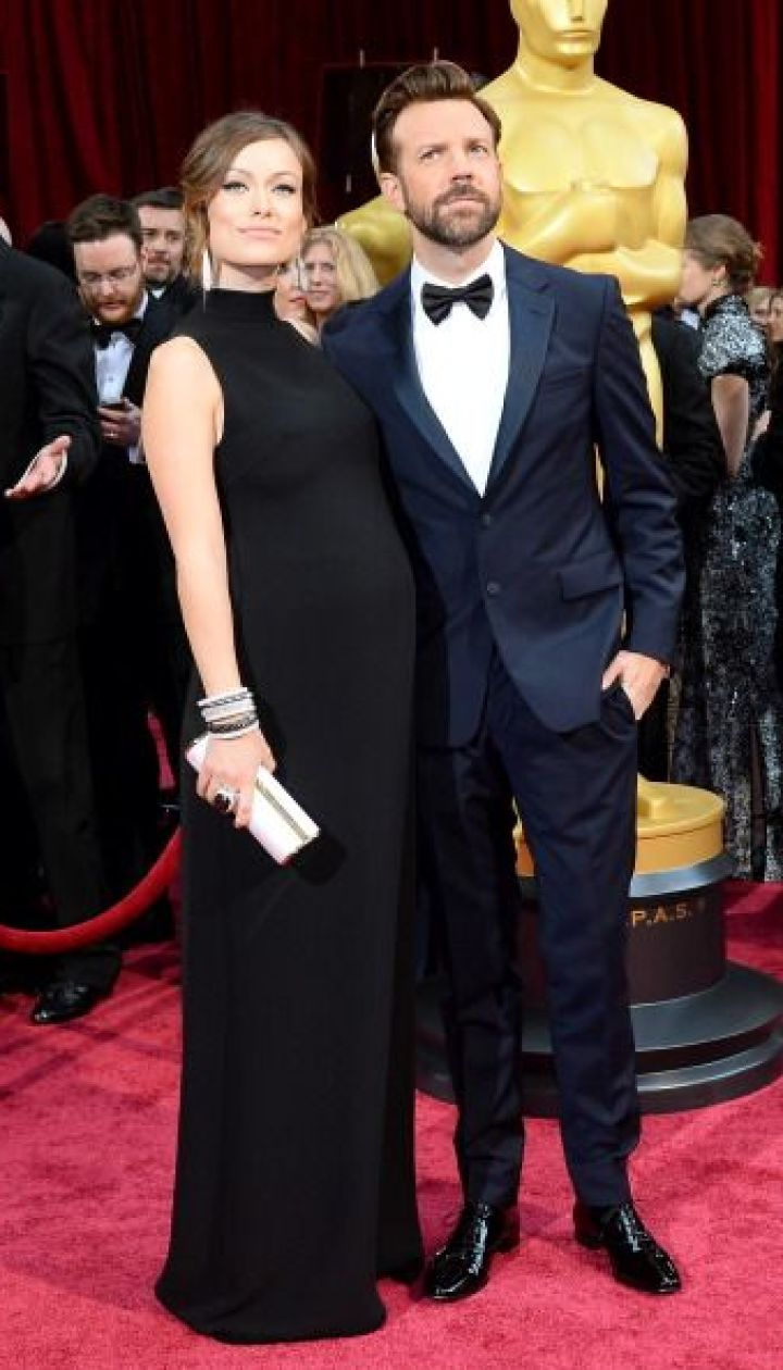 "Оливия Уайлд и Джейсон Судейкис на церемонии ""Оскар-2014"" в Голливуде @ Getty Images/Fotobank"