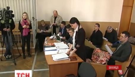 В Виннице выбирают меру пресечения для Оксаны Царевич
