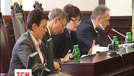 Четырех одиозных судей отстранили от занимаемых должностей