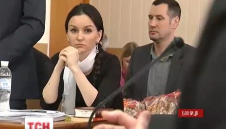 В деле Оксаны Царевич суд объявил перерыв до утра