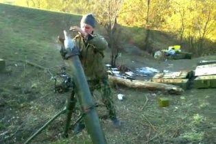 Боевики обстреляли из минометов Чермалык и убили мирного жителя