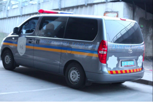 С херсонского ТЦ эвакуировали 2 тысячи человек из-за сообщения о заминировании