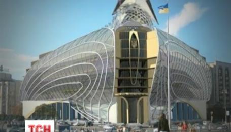 Сети ужаснул проект реконструкции Дома профсоюзов