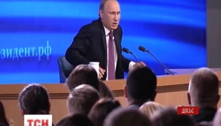 Путин уже неделю не появляется на публике