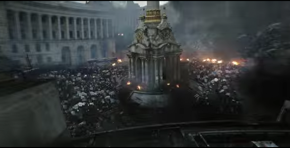 Фільм про майбутнє кадри Євромайдан