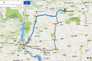Путешествие: Черниговськая область