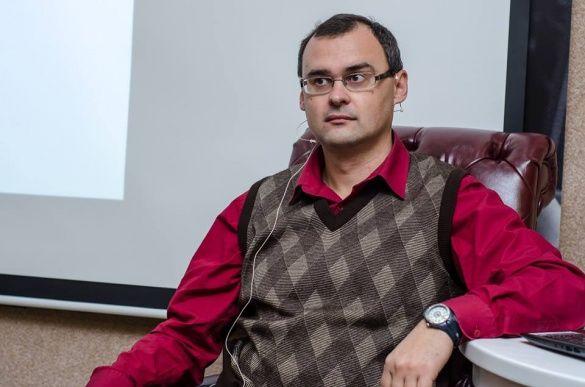 Економіст Андрій Блінов, Блинов