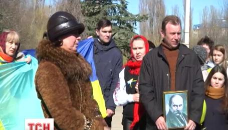 Залізничний райсуд Сімферополя засудив одного з учасників Шевченківської акції