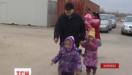 Третий в Украине городок для переселенцев открыли в Запорожье