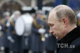 Володимир Путін хворий на рак - ЗМІ
