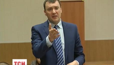 В Виннице снова не избрали меру пресечения для судьи Виктора Кицюка