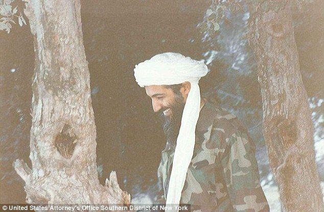 Рідкісні фото Усами бен Ладена _15