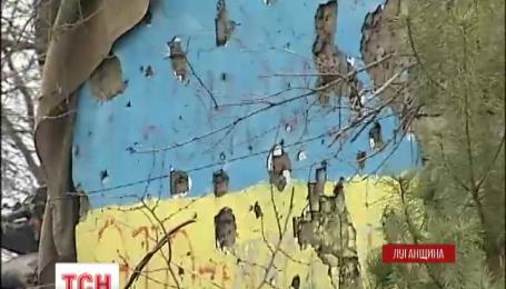 На открытие огня боевики провоцируют украинскую армию