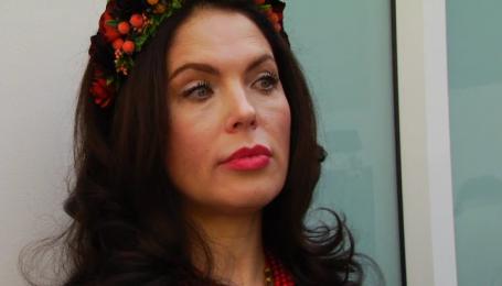 Влада Литовченко мечтает популяризировать традиционную украинскую моду