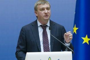 Декларації про доходи 200 тисяч українських чиновників викладуть в інтернет - Петренко