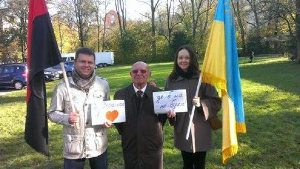 зять Бандери Андрій Куцан