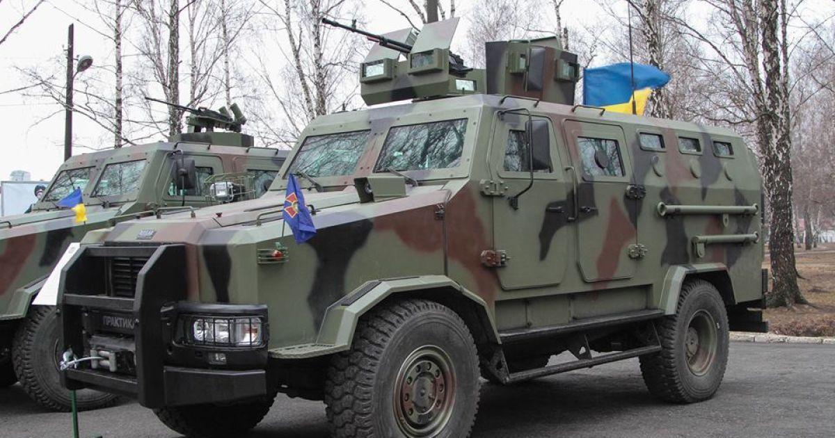 """В """"Укроборонпроме"""" сообщили о значительном опережении графика госзаказа"""