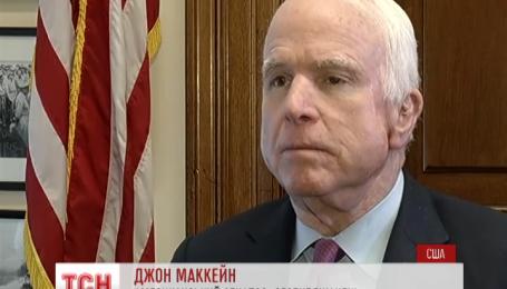 Сенатор Джон Маккейн ексклюзивно розповів ТСН-Тижню, коли закінчиться війна