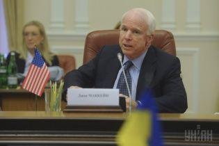 Американський сенатор Маккейн розповів, коли закінчиться війна в Україні і що зупинить Путіна