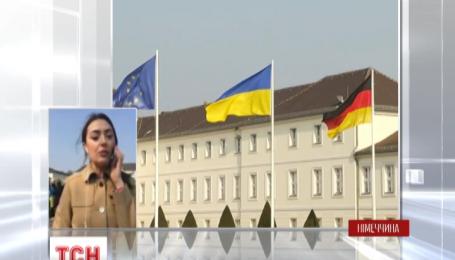 Порошенко встретится с Меркель в Германии