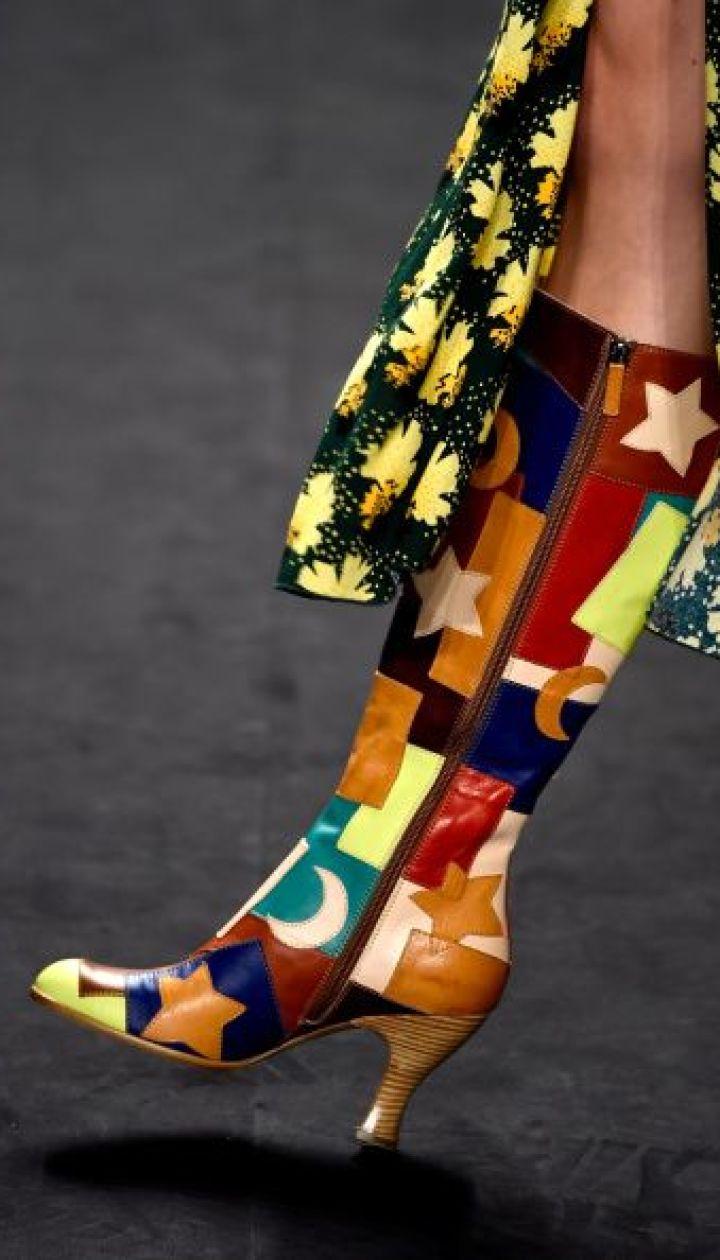 Anna Sui прет-а-порте сезона весна-лето 2015 @ Getty Images/Fotobank