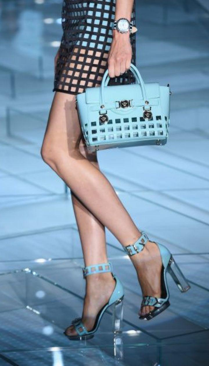 Versace прет-а-порте сезона весна-лето 2015 @ Getty Images/Fotobank