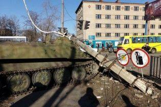Міліція затримала приїжджих сепаратистів, які підбурювали натовп у Костянтинівці