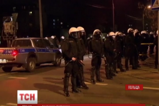 У Польщі після смерті затриманого поліцією підлітка спалахнули масові заворушення