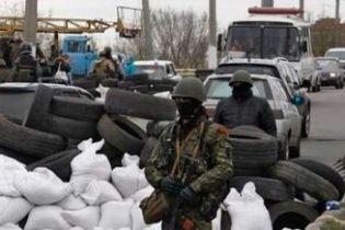 """Бойовики """"ЛНР"""" посунули позиції сил АТО у Станиці Луганській"""