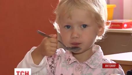 Детским садам Житомира нечем кормить детей