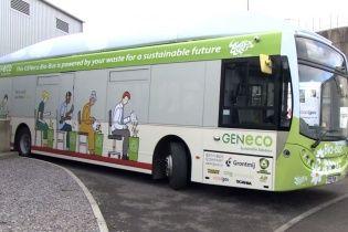 Британцы готовят к запуску биологический автобус