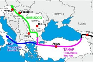 Европа будет поставлять газ из Азербайджана и начала строить газопровод в обход России